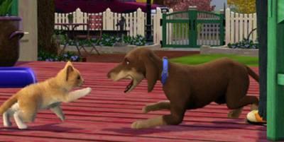 sims 3 mascotas