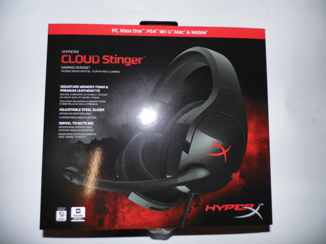 Análisis: Kingston HyperX Cloud Stinger 69