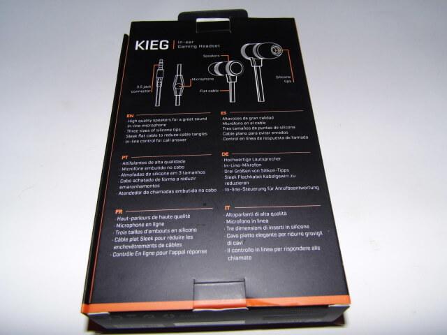 Review: Krom Kieg, auriculares intrauditivos de calidad por 16€ 3