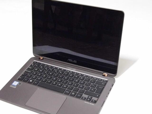 Review: Asus Zenbook Flip UX360U, portátil híbrido con batería para largo 10