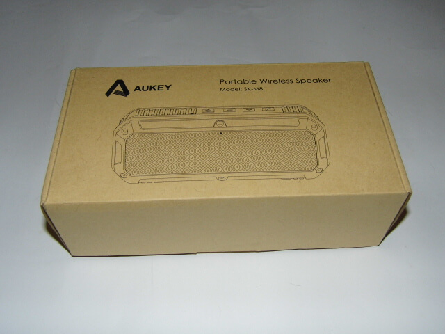 Review: Aukey SK-M8 2