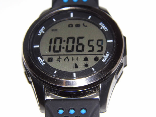 Review: NO.1 F3 Sports Smartwatch, económico y funcional 74