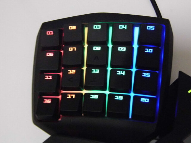 Review: Razer Orbweaver Chroma, todo el poder en la palma de tu mano 6